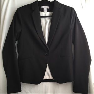 Blazer with Front Button